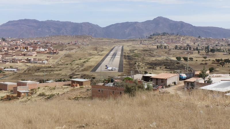 Padilla-Airport
