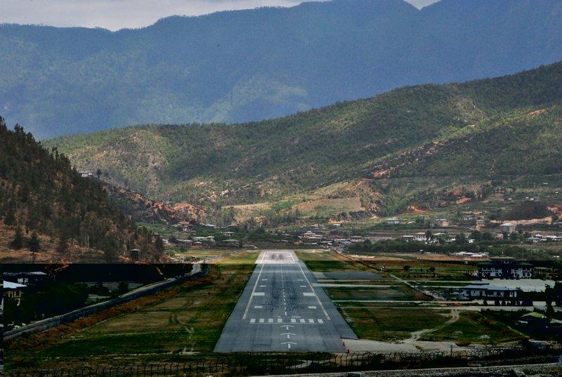 Paro-Airport