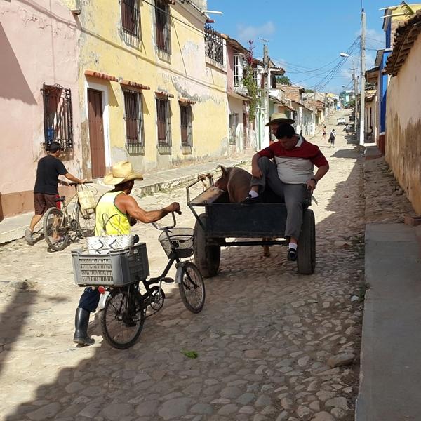Trinidad Sokakları