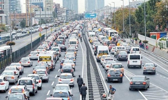 traffice istanbul