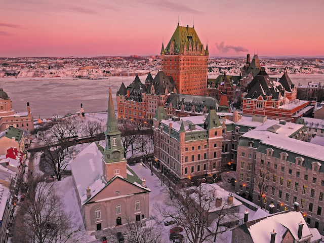 Görsel: @Travel Week Canada
