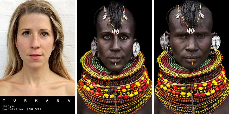 4 turkana kabilesi