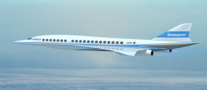 Görsel: Boom Supersonic