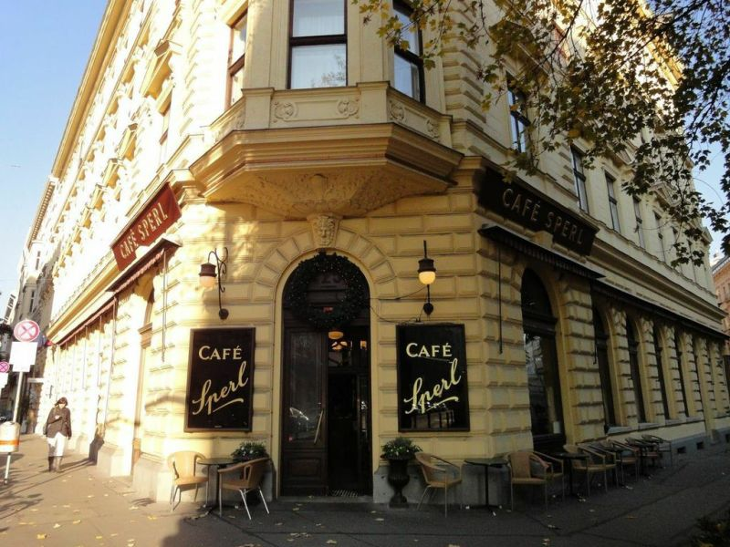 Cafe-Sperl