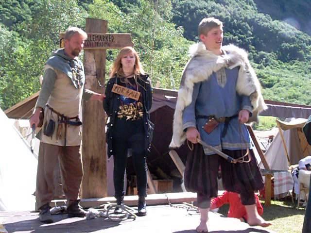 Gudvangen Viking
