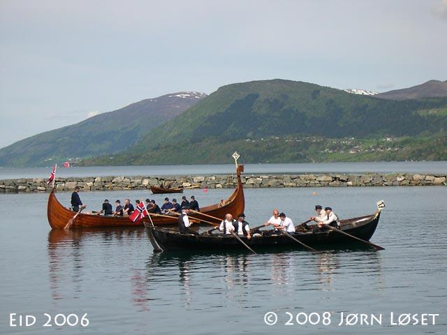 rostevne_2006_vikingskip