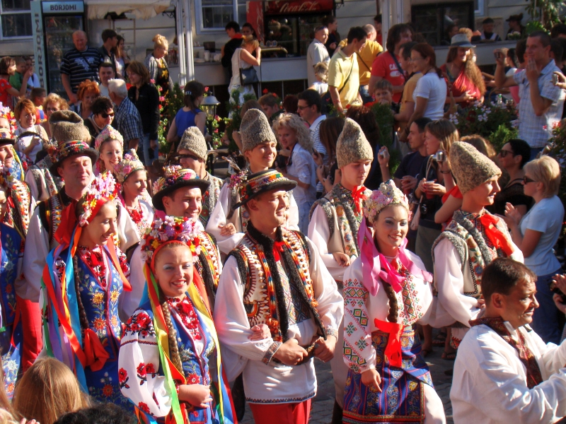 International_Folklore_Festival_Etnovyr_in_Lviv_August