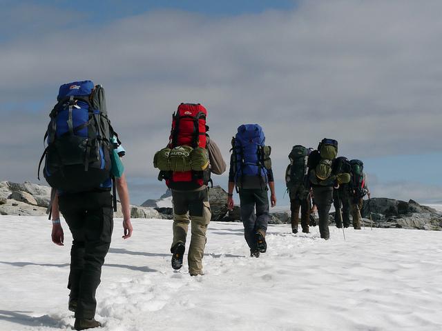 backpackinggreenland
