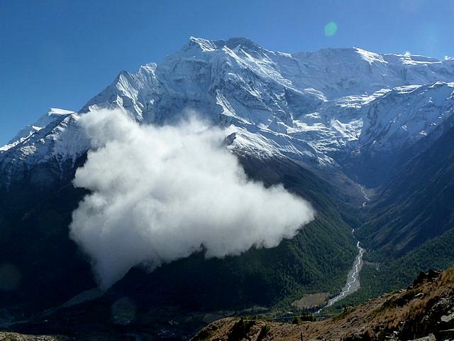 Annapurna Dağı