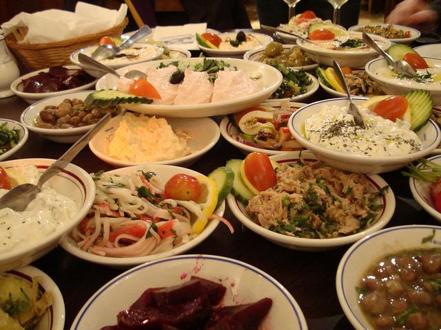 Mezze Restorant