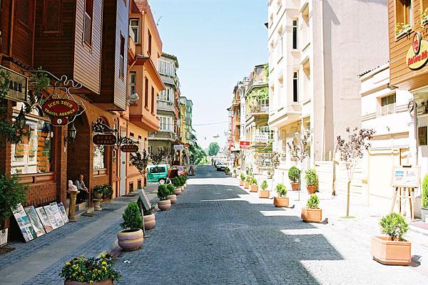 Istanbul-sultanahmet-ulica