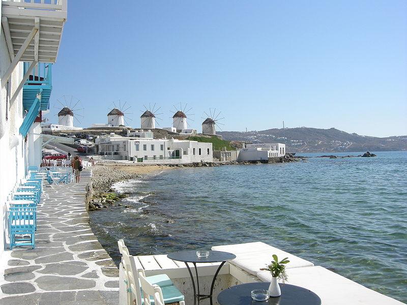 Mykonos Adalarına Nasıl Gidilir? ile ilgili görsel sonucu