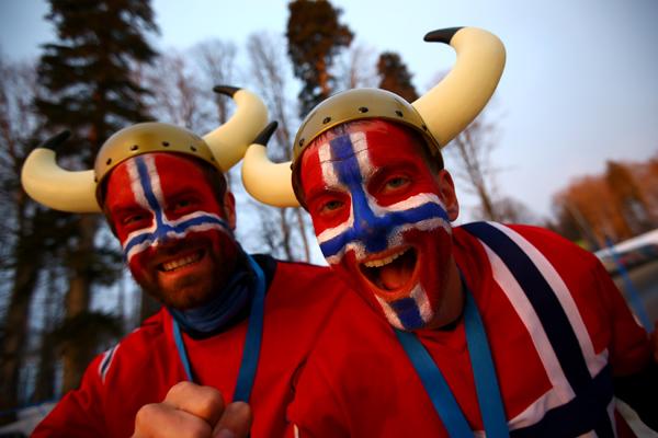 Biathlon - Winter Olympics Day 4