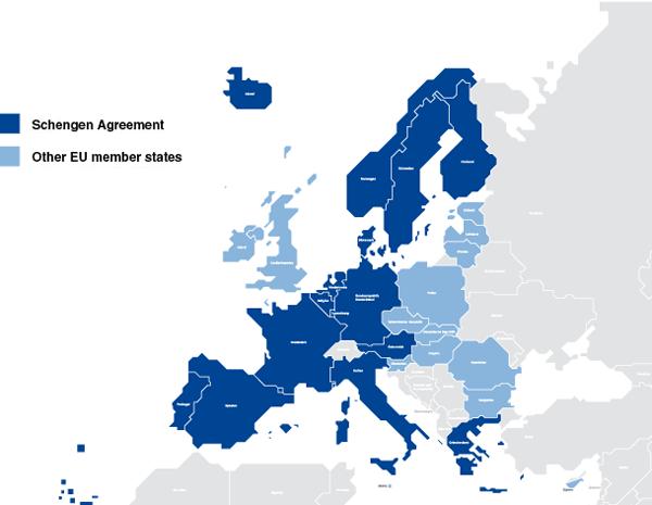 Schengen-zone