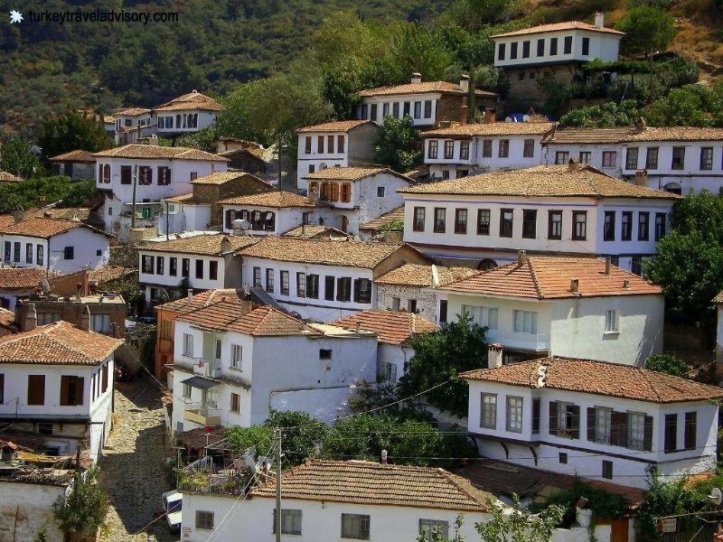 Turkey-Travel-Advisory Sirince-Village