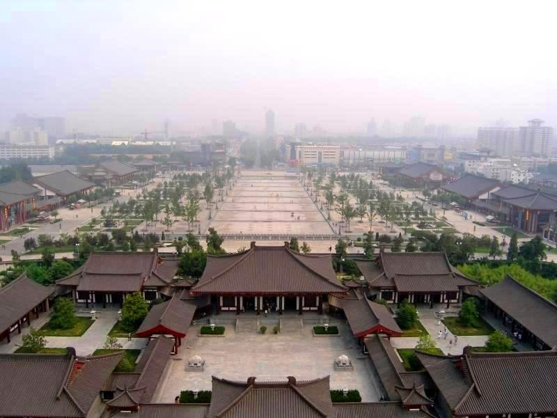 Xian in China tourism destinations