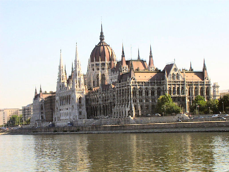 budapest--parliament