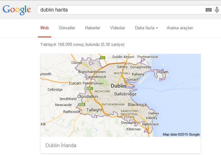 dublin-harita