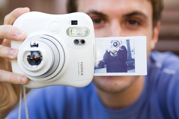 Photojojo Fuji Instax Camera