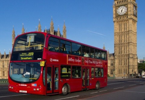 Londra Red Bus