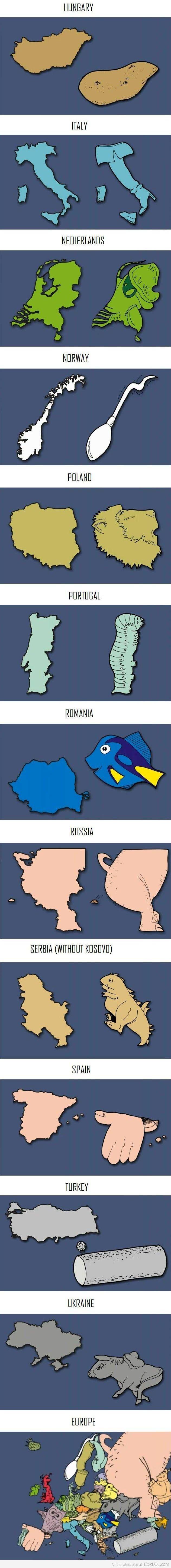 what-countries-really-look-like - Kopya